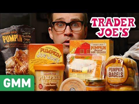 Trader Joe s Pumpkin Spice Taste Test