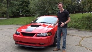 Review: 2002 Ford Mustang GT w/ Flowmaster Exhaust