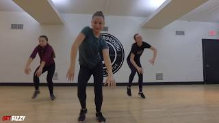 Open Up - Omarion | Dance Choreography @BizzyBoom