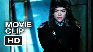 Silent Night Movie CLIP - Crime Scene (2012) -   Santa Claus Horror Movie HD