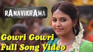 Ranavikrama - Gowri Gowri Full Video | Puneeth Rajkumar | Adah Sharma | V Harikrishna