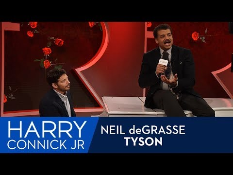 Harry & Neil deGrasse Tyson Make Astrophysical Terms Sexy