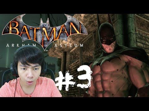 Mobil Batman - Batman Arkham Asylum - Indonesia Part 3