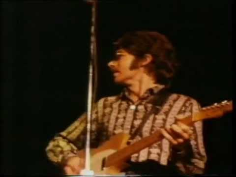Rare Concert Footage of The Band 1970