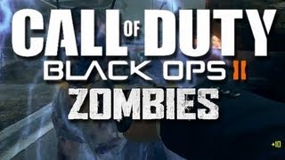 Black Ops 2 Zombies - Funny Moments #3! (Nuketown 2025 Pants Off Party with Robert Downey Jr.)