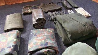 Ausrüstung #2 - Tarp, Basha und Zeltplanen