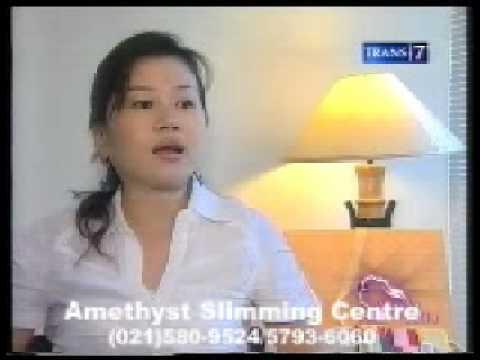mengecilkan perut di amethyst slimming center 2