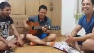Yo nani ko siraima indrakamal ful fulyo... Nepali song by Tamu Rohit.