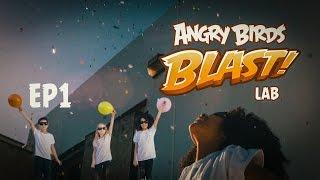 Angry Birds Blast Lab - Episode 1, Confetti