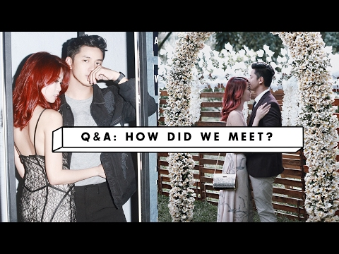 ViVidDates Q&A How did we meet What do we fight about
