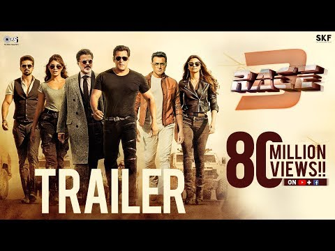 Xxx Mp4 Race 3 Official Trailer Salman Khan Remo D Souza Bollywood Movie 2018 Race3ThisEID 3gp Sex