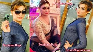 Bollywood Makeup Artist  Apurva Agnihotri | Male To Female Transformation | Feminine Boys