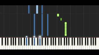 Elektronomia - Sky High - PIANO TUTORIAL