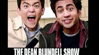 HAROLD AND KUMAR INTERVIEW 20OCT2011 The Edge 102.1 DEAN BLUNDELL SHOW