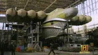 EKRANOPLAN ( Caspian Sea Monster ) part 3/3