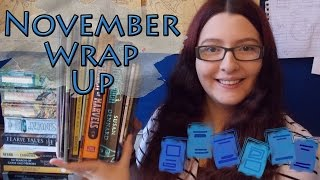November Wrap Up [2015] & DNF-ing The Dark Forest