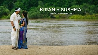 Love in the Western Ghats : The Kannada Wedding Video of {Kiran + Sushma} : Creative Chisel