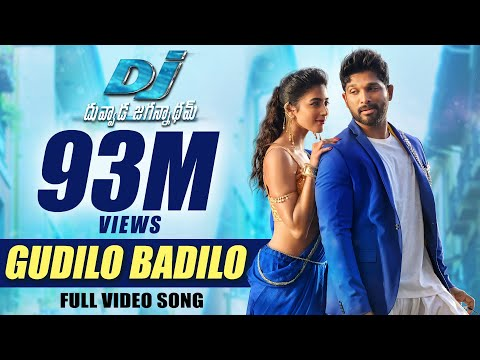 Xxx Mp4 DJ Duvvada Jagannadham Video Songs Gudilo Badilo Full Video Song Allu Arjun Pooja Hegde 3gp Sex