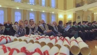 Graduation Ceremony - Master Insurance & Risk Management 2016 | MIB Trieste School of Management