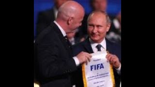 Russian president Vladimir Putin promises