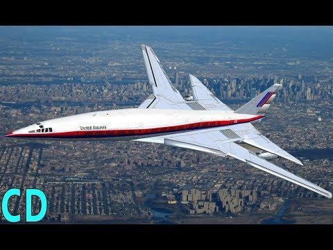 The Forgotten American Concordes - Boeing