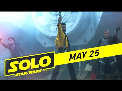 Xxx Mp4 Solo A Star Wars Story Lieutenant TV Spot 30 3gp Sex