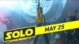 "Solo: A Star Wars Story   ""Lieutenant"" TV Spot (:30)"