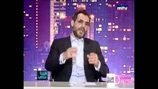 هيدا حكي مع عادل كرم - عادل كرم يرد على قناة الجديد: