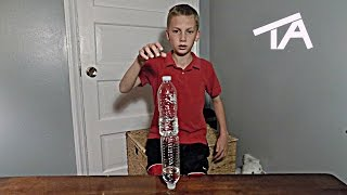 Water Bottle Flip Trick Shots 3 | That's Amazing
