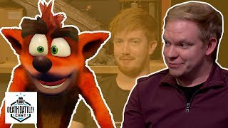 Was Crash VS Spyro a Stomp? | DEATH BATTLE Cast
