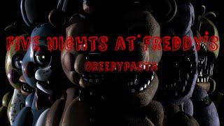 Five nights at freddy's- La noche de lo ocurrido- Creepypasta