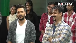 Spotlight: 'Bank Chors' Riteish and Vivek On Stealing The Laughs