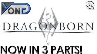 Dragonborn Movie Update - 3 One-Hour Parts, August 2013 Release, Origin Story!