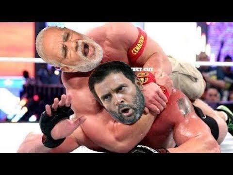 Xxx Mp4 Narendra Modi Vs Rahul Gandhi WWE Fight 3gp Sex