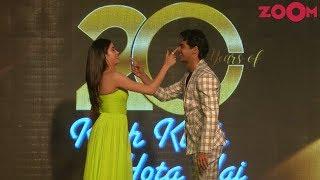 Janhvi Kapoor & Ishaan Khatter CUTE Moments at 20 Years of Kuch Kuch Hota Hai Celebration