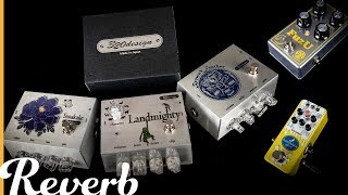 Andy Dives Into Japanese Effects with ZenZero Electronics, Bananana Effects & 320 Designs | Reverb