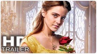 DIE SCHÖNE UND DAS BIEST Alle Trailer + Clips German Deutsch   Disney Filme 2017 Emma Watson