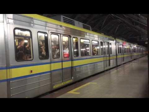 Xxx Mp4 LRT 1 2nd Generation 2G LRV Departing Tayuman Station 3gp Sex