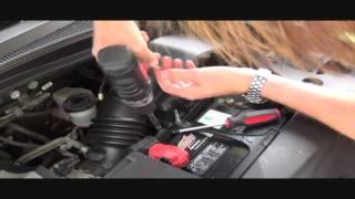 Acura MDX 2007~2013. Change Engine Air Filter