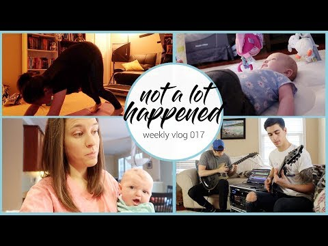 Xxx Mp4 NOT A LOT HAPPENED AND THAT S OKAY Weekly Vlog 017 3gp Sex
