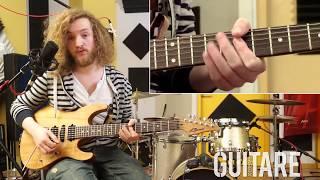 Guitare Xtreme Magazine # 82 - Julien Rosenthal - groove / funk/ hybrid picking