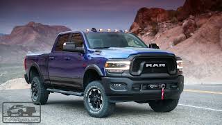 2019 Ram 2500, 3500 and Power Wagon: First Look — Cars.com