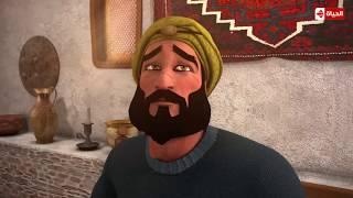 """مدى فرحة """"خالد بن الوليد"""" بفتح المسلمين لخيبرولازال مشركاً وتصرفه أثناء عمرة المسلمين!؟ #حبيب الله"""