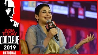 How I Beat Cancer And What It Taught Me : Sonali Bendre Exclusive At India Today Conclave 2019