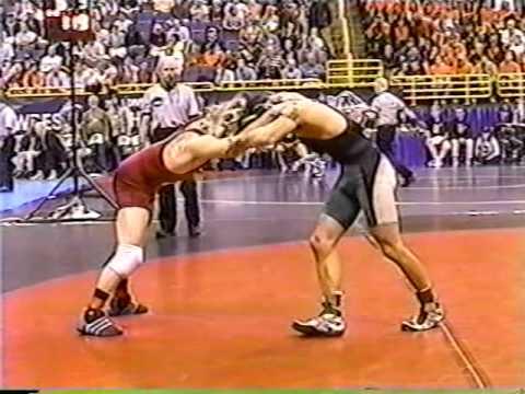 D1CW Video Vault XXX-2005 NCAA QF Joe Dubuque vs Vic Moreno
