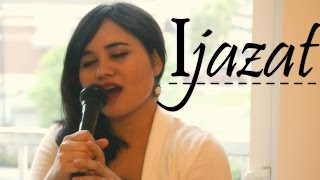 IJAZAT - One Night Stand | Arijit Singh, Meet Bros | Sunny Leone (Ramya Ramkumar Cover)