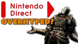 Nintendo Direct OVERHYPED? - The Know Game News