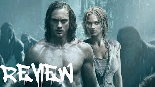 2016 CATCH UP MOVIES #4 - The Legend of Tarzan Review AKA RANT