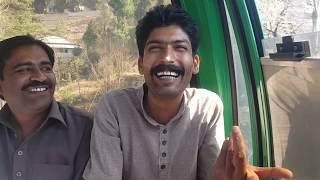Chair lifting | koh mari | trip | Funny Asghar khoso