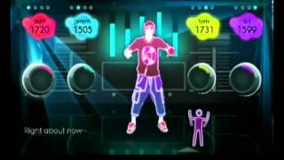Fatboy Slim  Song - Rockafeller Skank Just dance 2 WII